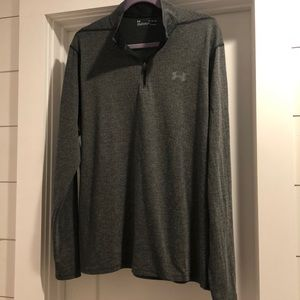 Under Armour 1/4 Zip- like new!